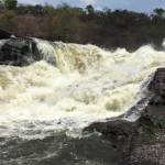 Murchison Falls National Park rocks