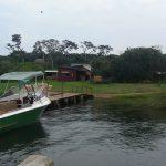 Ngamba Island boat crooze