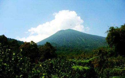 Mount Bisoke