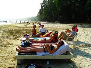 Sesse island beach Hotel