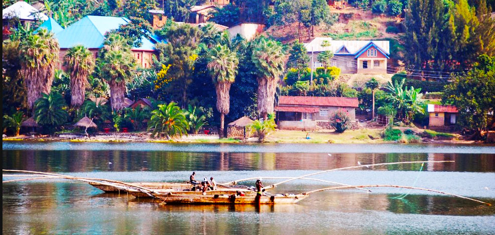 lake kivu Rwanda Tourist attractions