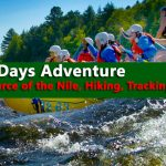 6 Days wildlife Adventure gorilla tracking rafting hiking