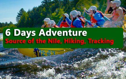 6 days Adventure