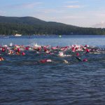 Lake George (Lake Dweru) spans a surface area of 250 square kilometres
