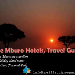 Lake Mburo National Park Accommodation Hotels