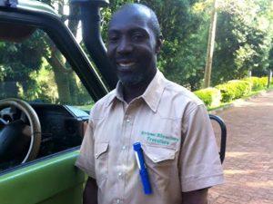 Moses Rahim - Senior Driver Guide